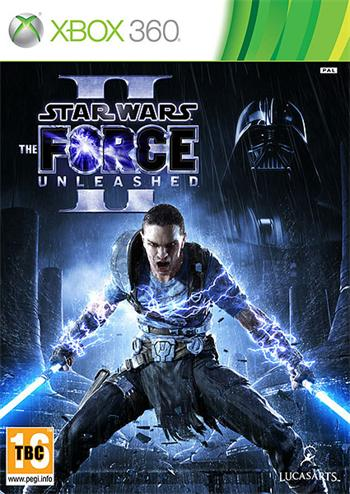 X360 Star Wars: The Force Unleashed II