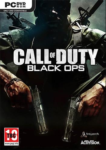 PC Call of Duty Black Ops; 35801UK