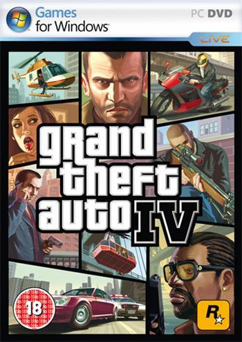 PC Grand Theft Auto IV (GTA 4)