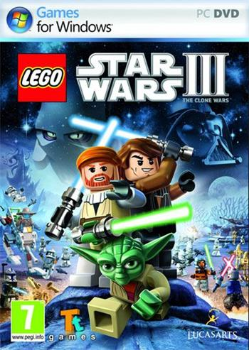 PC LEGO Star Wars III: Clone Wars; 8592720121568