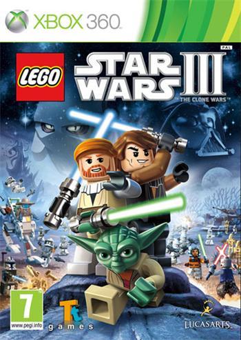 X360 LEGO Star Wars III: Clone Wars
