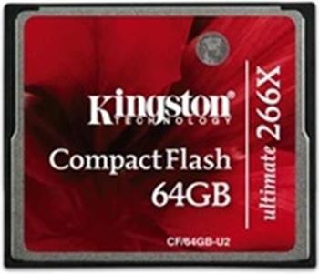 Kingston 64GB Compact Flash (CF) 266x Ultimate