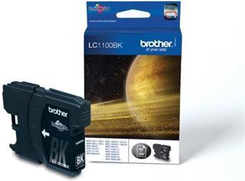 Brother LC-1100BK - originální; LC1100BK