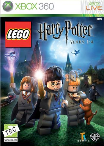 X360 LEGO Harry Potter: Years 1-4; 5908305204817