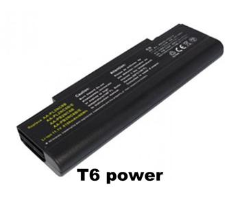 T6 power baterie AA-PL2NC9B, AA-PL2NC9B/E, AA-PB6NC6B, AA-PB2NC6B, AA-PB2NC6B/E, AA-PB4NC6B, AA-PB4NC6B/E