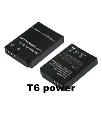 T6 power baterie EN-EL12; DCNI0012
