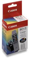 Canon BJ CARTRIDGE colour BCI-21CL (BCI21CL); 0955A002