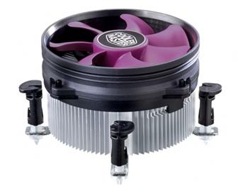 Coolermaster X Dream i117, 1150/1155/1156/775, low profile, silent 19dBA; RR-X117-18FP-R1