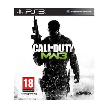 PS3 Call of Duty: Modern Warfare 3
