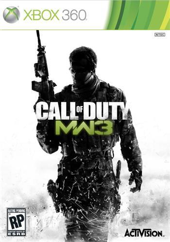 X360 Call of Duty: Modern Warfare 3
