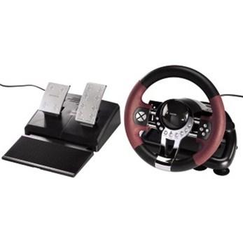 "Hama PS3 závodní volant ""Thunder V5"", USB i na PC ; 51845"