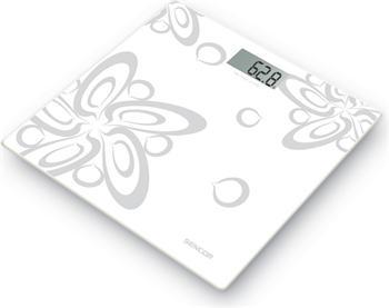 Sencor SBS 2507WH osobní váha - bílá; 40021394