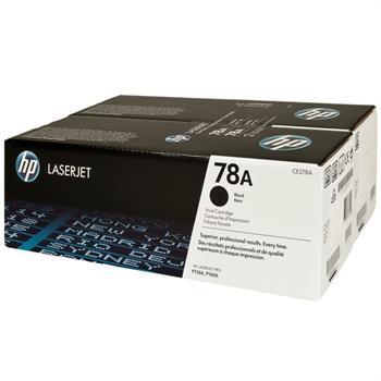 HP CE278AD - originální; CE278AD