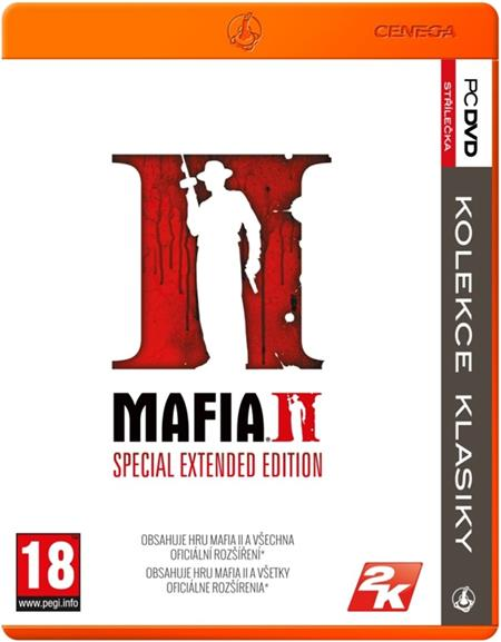 PC Mafia II Special Extended Edition