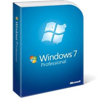 Microsoft Windows 7 Professional 32-bit/64-bit CZ SP1, Legalizační sada (GGK) ; 6PC-00018