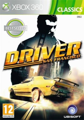X360 Driver: San Francisco Classics