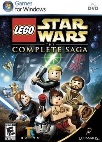 PC LEGO Star Wars: The Complete Saga