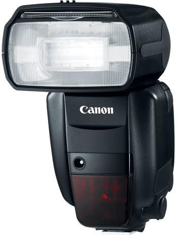 Canon SpeedLite 600EX-RT blesk externí