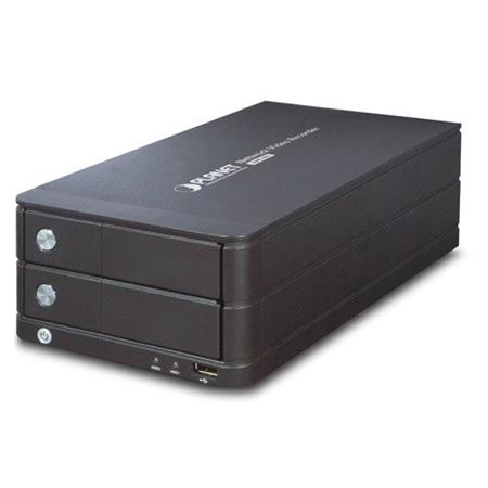4-Ch Network Video Recorder; CR401
