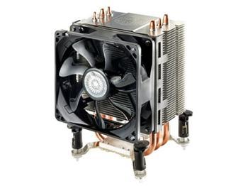 Coolermaster Hyper TX3 EVO,sct. 1366/1150/1155/1156/775/AM2/AM3/939/754/FM1 s.silent; RR-TX3E-22PK-R1