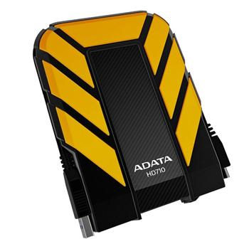 "A-Data HD710 500GB, 2,5"", yellow"