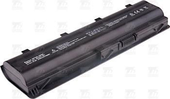 T6 power baterie 593553-001, 593562-001, 586007-541, 586006-241, 586006-321, HSTNN-CB0W, HSTNN-CB0X, MU06, WD548AA, HSTNN-Q61C; NBHP0067