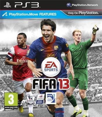 PS3 FIFA 13 Essentials ; EAP318092