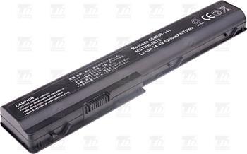 T6 power baterie KS525AA, 464059-121, 464059-161, 464059-141, 464059-221, HSTNN-DB75, HSTNN-IB75, HSTNN-OB75, 480385-001, HSTNN-C50C, HSTNN-Q34C; NBHP0032