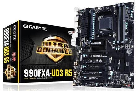 GIGABYTE 990FXA-UD3 R5; GA-990FXA-UD3 R5