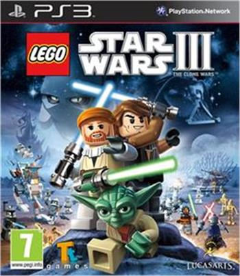 PS3 LEGO Star Wars III: Clone Wars