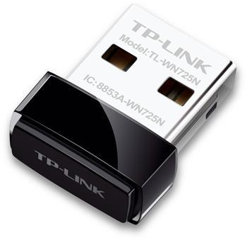 TP-Link TL-WN725N - Mikro Bezdrátový USB adaptér