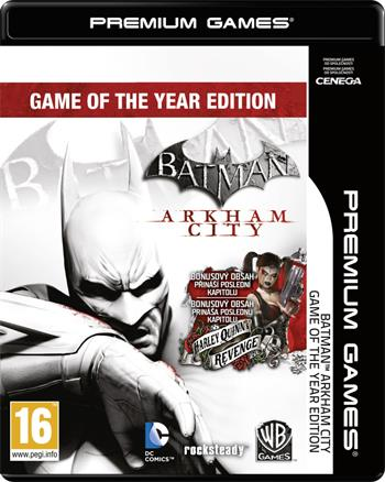 PC Batman: Arkham City GOTY