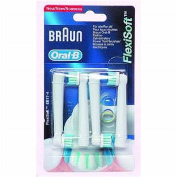 Oral-B Precision Clean 4ks; EB 20-4 (17-4)