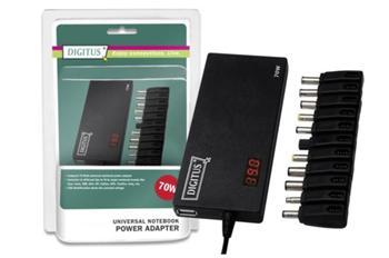 DIGITUS napájecí adaptér pro ntb 70W ; DA-10070