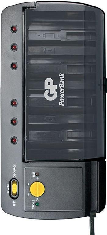GP nabíječka baterií PB320S; 1604132000