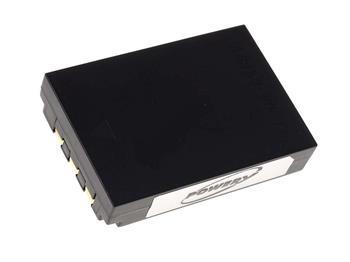 Fotoakumulátor Li-Ion 3,7V/ 1000 mAh, typ NP-60/KLIC 5000/D-Li2/R07/Li-20B; 47218