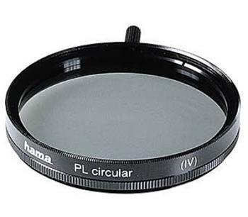 Filtr polarizační cirkulární, 55,0 mm