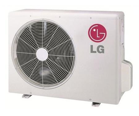 KLIMA LG UU18 - venkovní klimatizační jednotka; 0