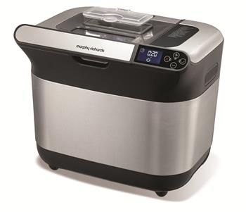 MORPHY RICHARDS 48319 Premium plus breadmaker; MR-48319