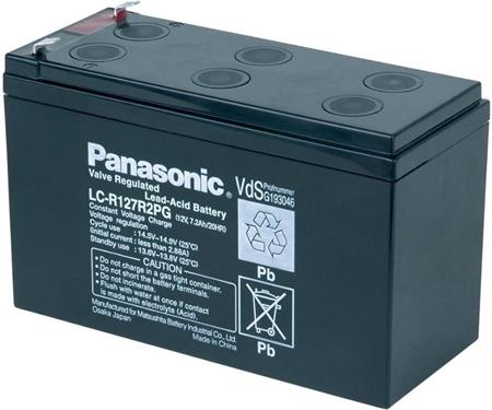 Panasonic Replacement kit RBC2 - náhrada za APC; LC-R127R2PG1