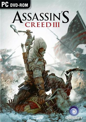 PC Assassin's Creed III; USPC000770