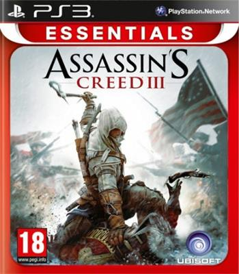 PS3 Assassin's Creed III. CZ