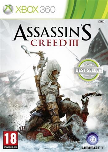 X360 - Assassins Creed III