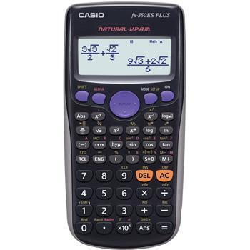 Casio kalkulačka FX 350 ES PLUS; FX 350 ES PLUS