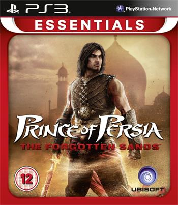 PS3 Prince of Persia Essentials