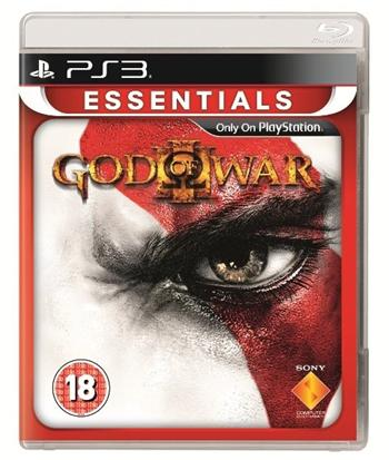 "PS3 ""Essentials"" God of War 3"