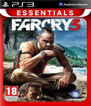 PS3 Far Cry 3 Essentials