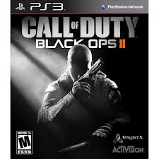 PS3 Call of Duty Black Ops 2