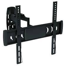 Solight střední dvouramenný konzolový držák Led TV od 66 - 140cm (26'' - 55''), odstup 37-390mm od s...