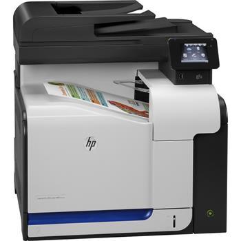 HP LaserJet Pro 500 Color MFP M570dn - Laserová multifunkční tiskárna, barevná, A4, fax, 30/30 str./min., 600x600dpi, USB, LAN, duplex; CZ271A#B19